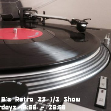 Nick B's Retro 33 1/3 Show (9 April 2016)