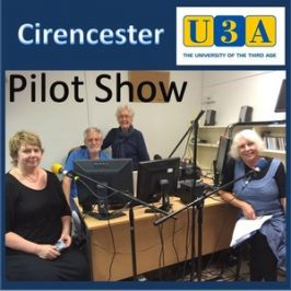 30 Minutes with the U3A – Pilot Show
