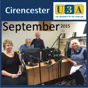 30 Minutes with the U3A – September 2015