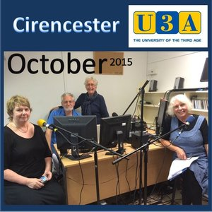 30 Minutes with the U3A – October 2015