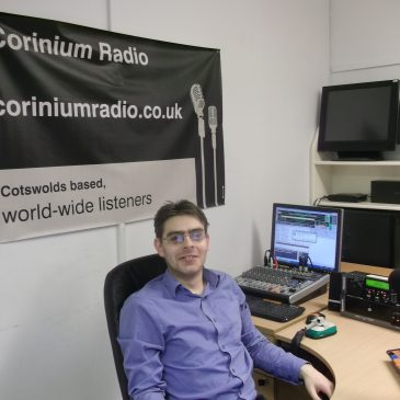 Corinium Radio Goes Continental