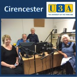 30 Minutes with the U3A – April 2016