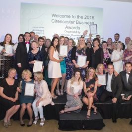 Highlights from the Cirencester Chamber of Commerce Business Awards 2016