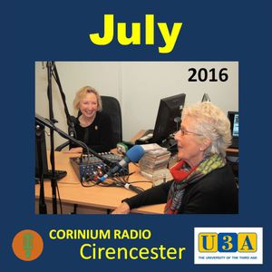 30 Minutes with the U3A – July 2016