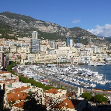 Great Destinations Radio Show: Monaco