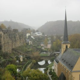 Great Destinations Radio Show: Luxembourg City