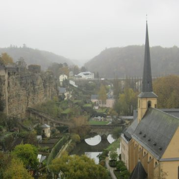 Great Destinations – Luxembourg City