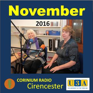 30 Minutes with the U3A – November 2016