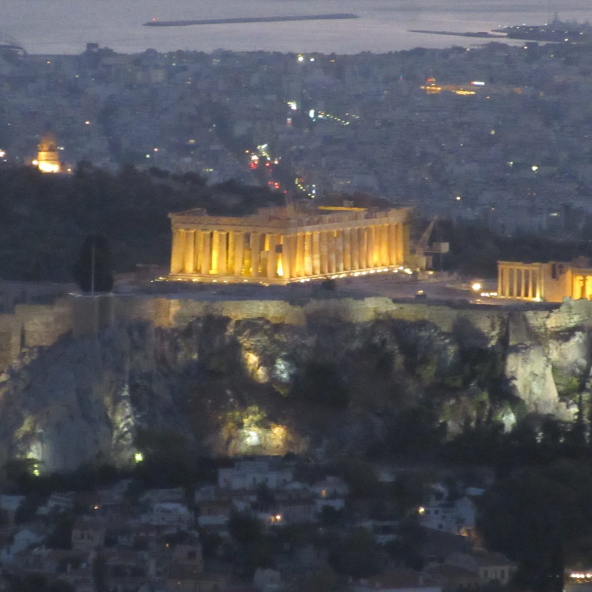 The Acrpolis of Athens