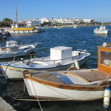 Great Destinations: Antiparos