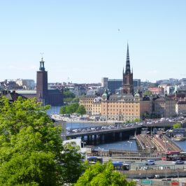 Great Destinations Radio Show: Stockholm
