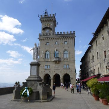 Great Destinations Radio Show: San Marino