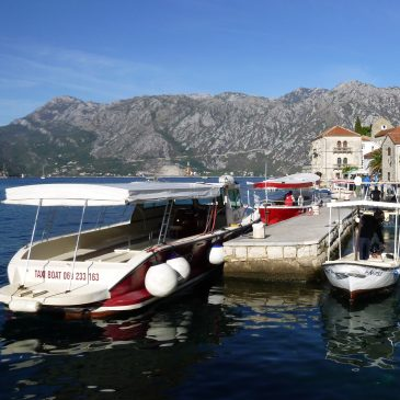 Great Destinations Radio Show: Kotor and Perast
