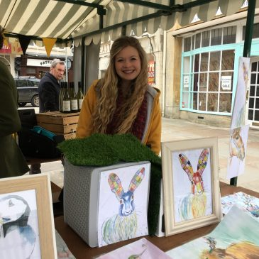 Cirencester Youth Market: Interview with Jen Winnett