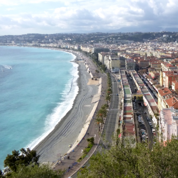 Great Destinations Radio Show: Nice