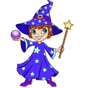 Lisa the Story Wizard