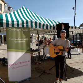 Cirencester Live: Farmers Market 20th Anniversary