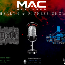 Mac's Health and Fitness Show (28/01/2020)